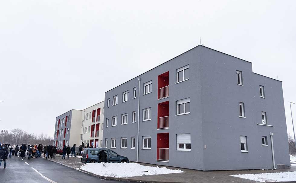 zgrada u pančevačkoj ulici