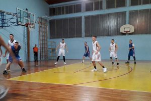 košarkaši bagljaša