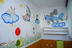 rusanda adaptirala prostor za rehabilitaciju dece