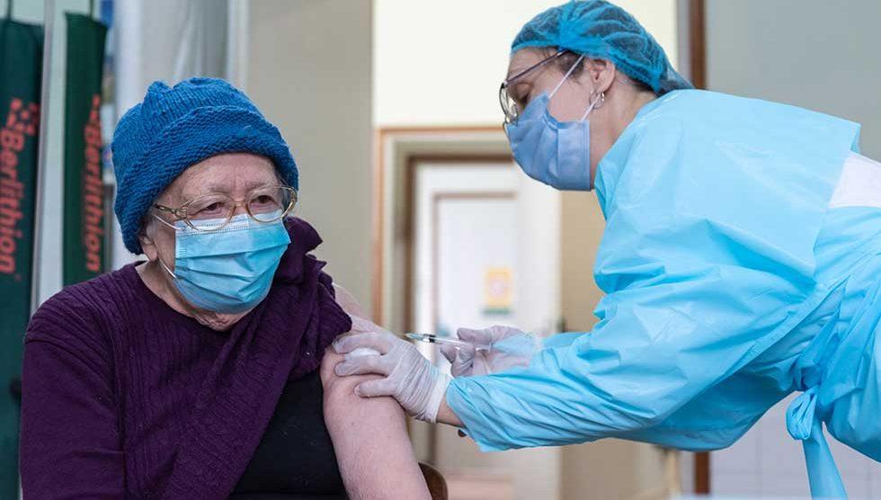 masovna vakcinacija