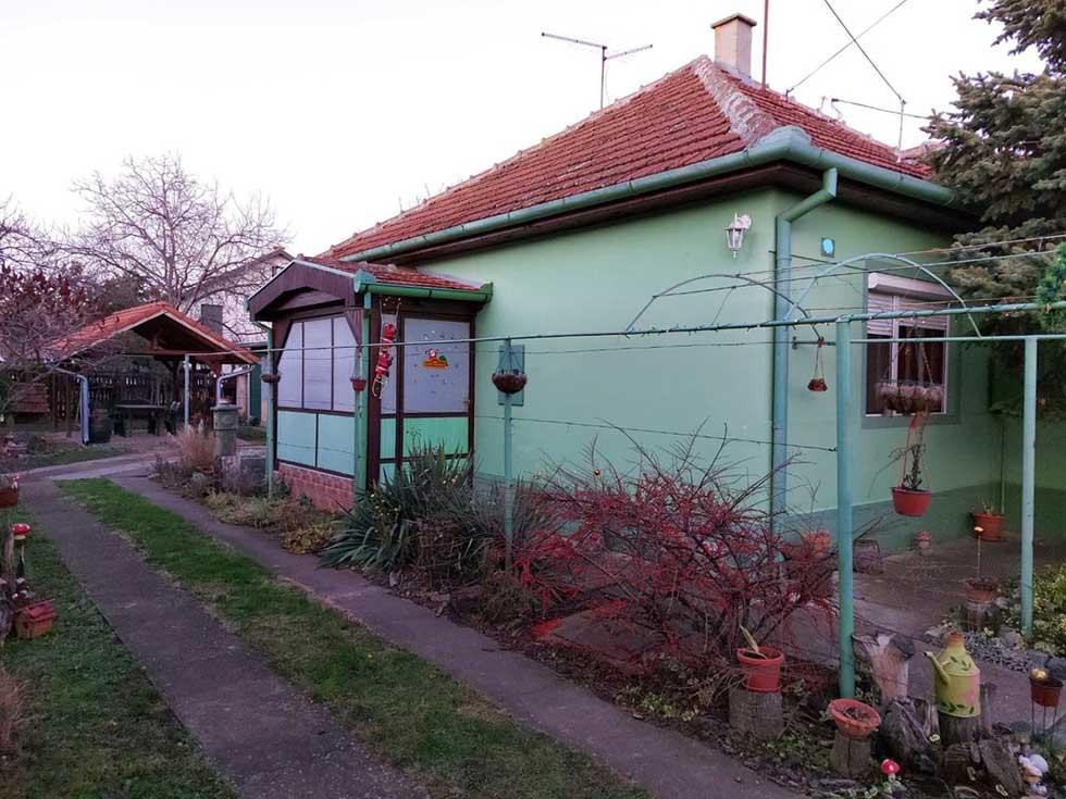 trosobna kuća na bagljašu