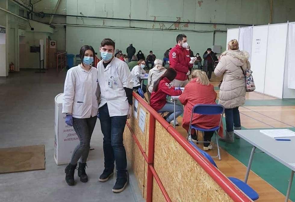 učenici medicinske škole