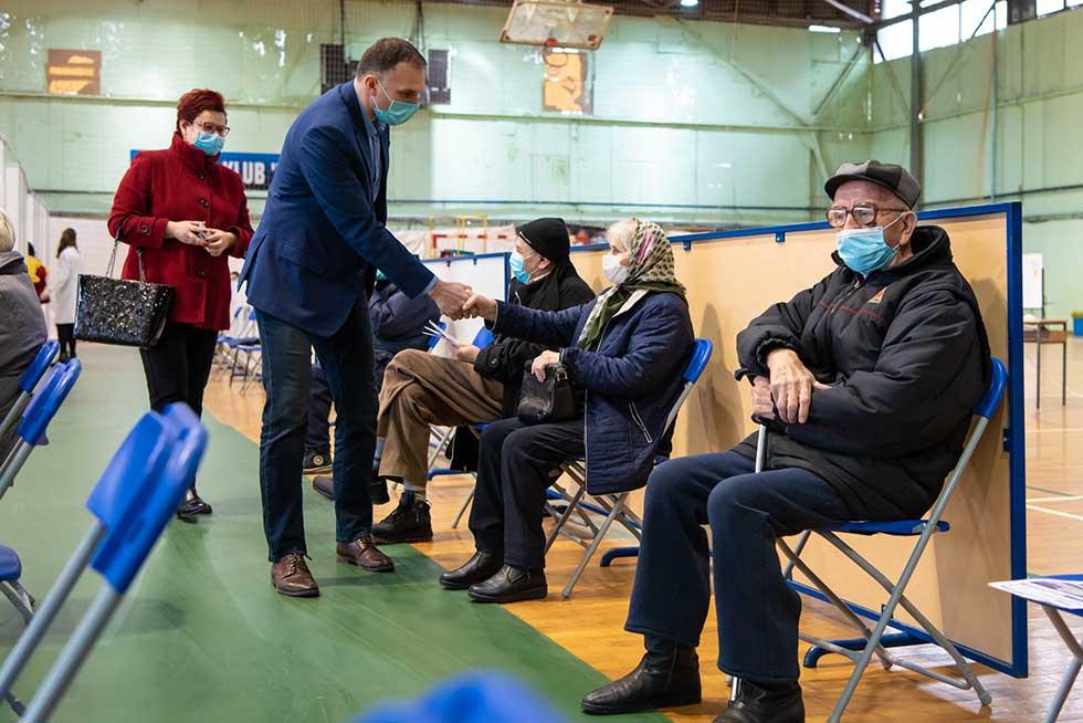 masovna vakcinacija građana