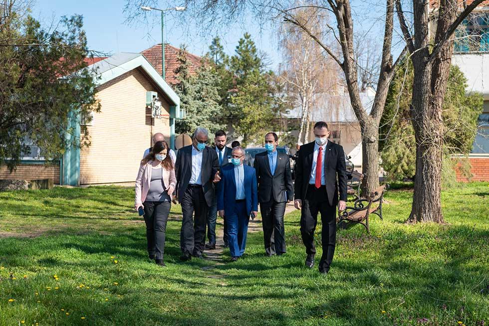 ambasador irana posetio banju rusanda