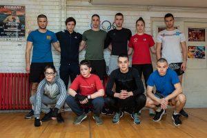 boks klub petrovgrad
