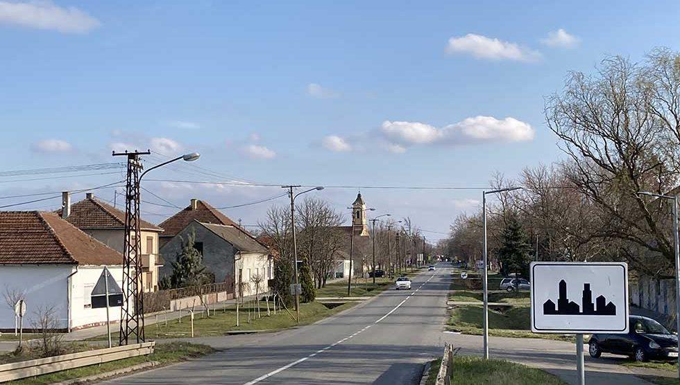 prodaja robe iz vozila na području opštine žitište