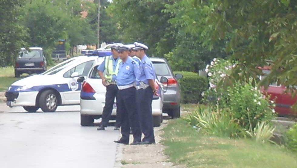 zrenjaninska policija