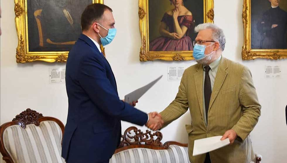 protokol o saradnji grada zrenjanina i matice srpske