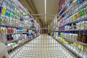 prosečna potrošačka korpa
