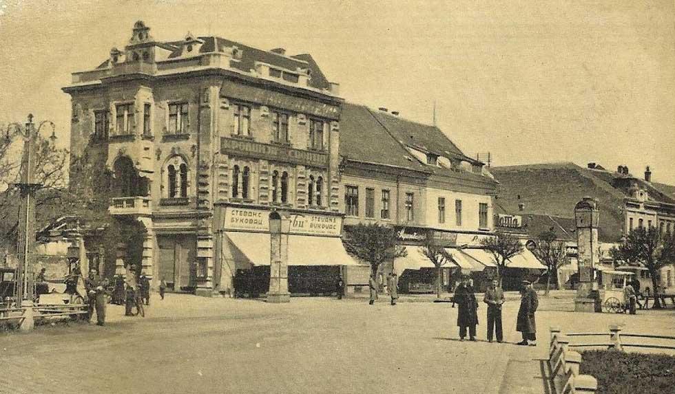 bukovčeva palata