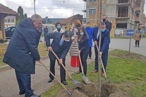 ekološka akcija zelena srbija