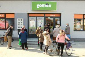 gomex trgovina