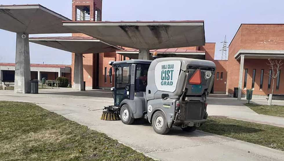 radno vreme službi jkp čistoća i zelenilo