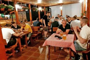 mini-pivnica nomad beer house