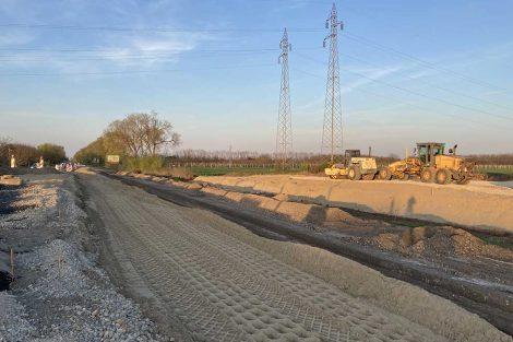 izgradnja kružnog toka