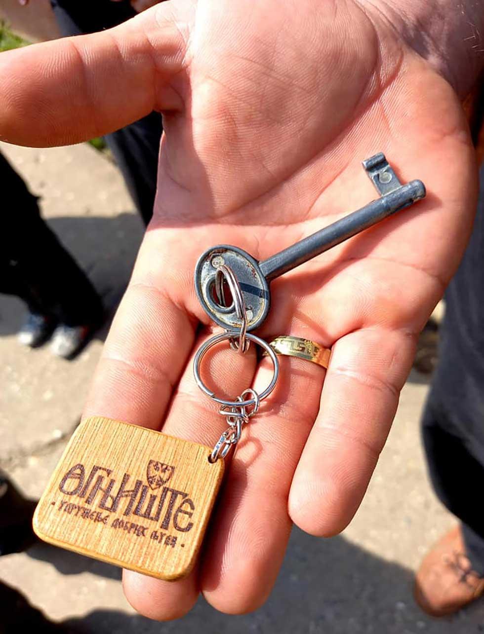 porodica nemet dobila ključeve nove kuće