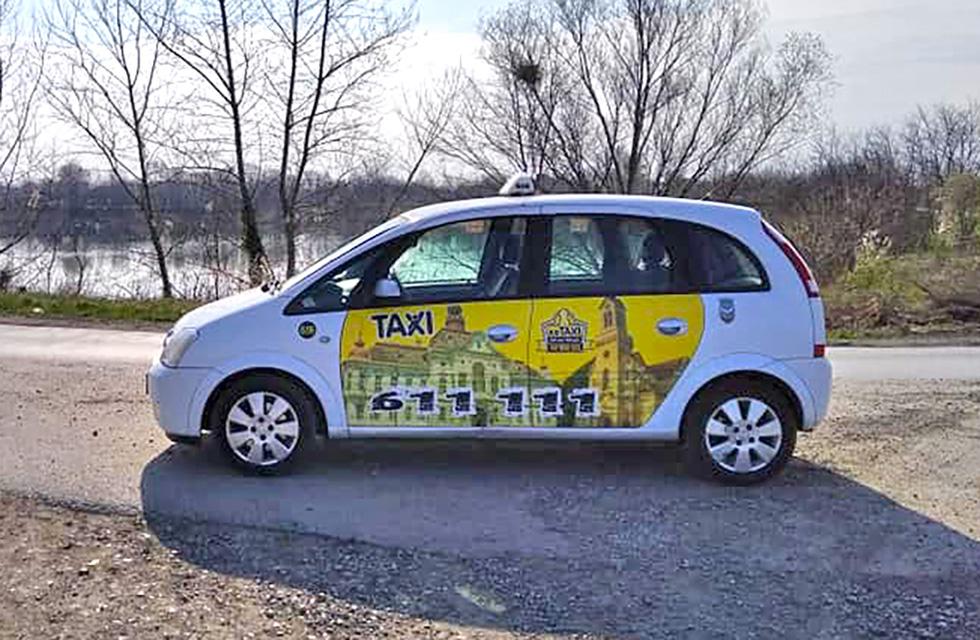 as taxi zrenjanin