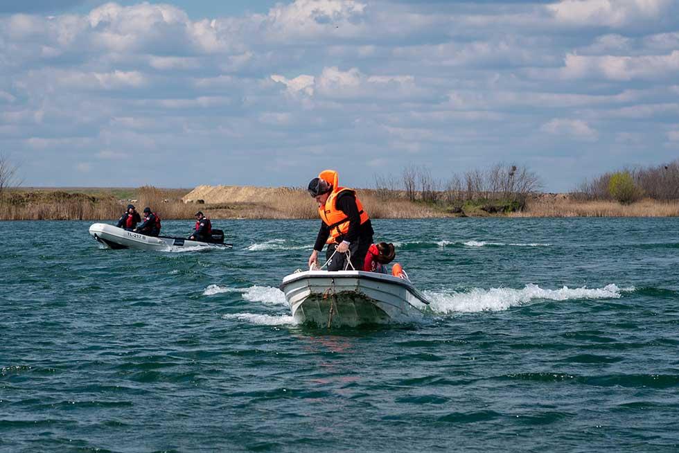 vežba peskara 2021