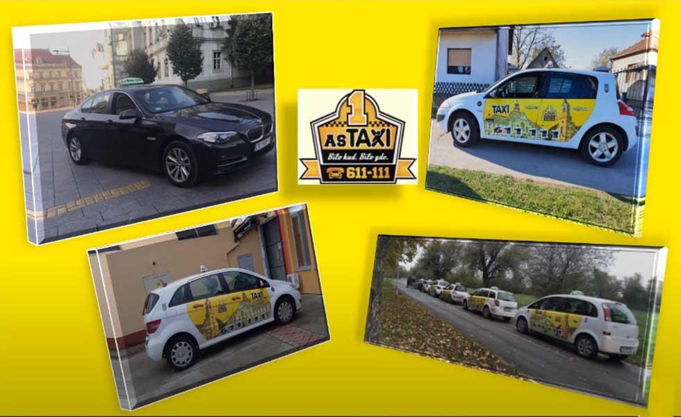 as taksi vozila