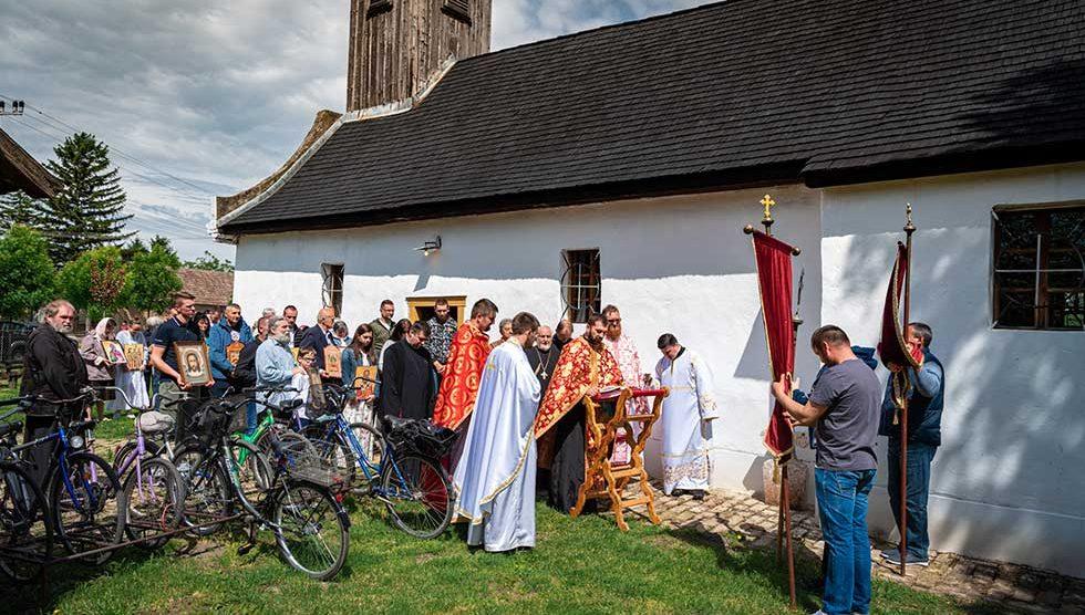 hramovna slava crkve u ečki