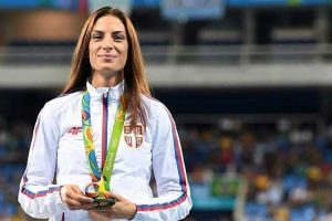 medalja ivane španović na izložbi put pravih vrednosti