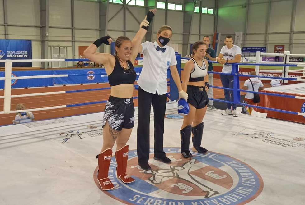 kik boks klub fighter