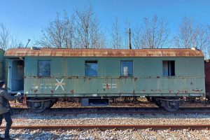 rashodovana železnička vozila