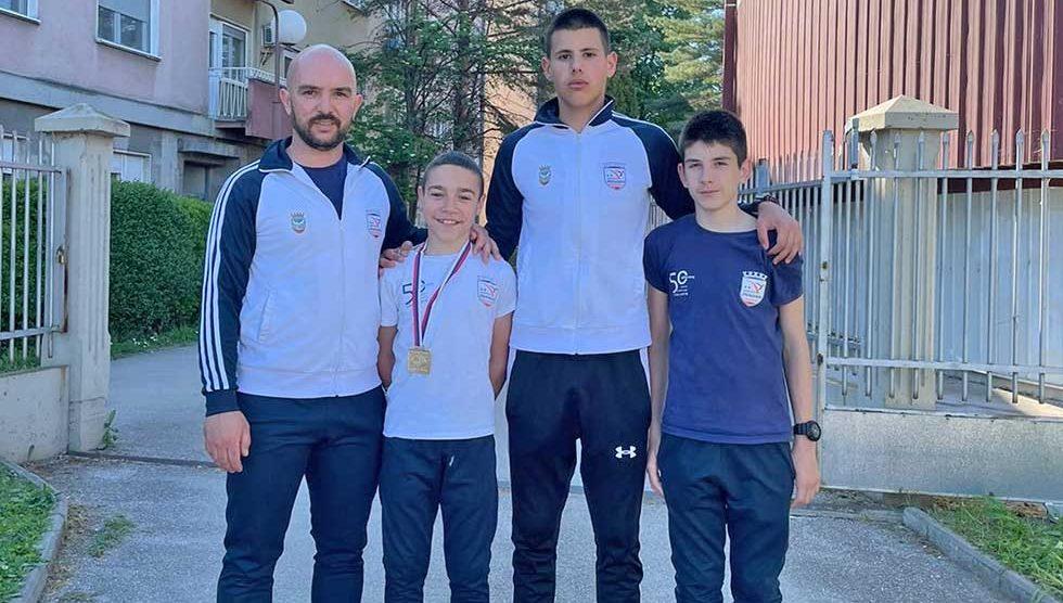 mihajlo bogdanović osvojio zlatni pojas