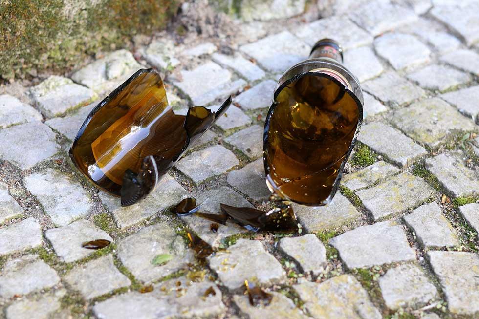 razbijenom flašom dokrajčio žrtvu