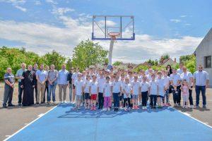 teren za male sportove u srpskoj crnji
