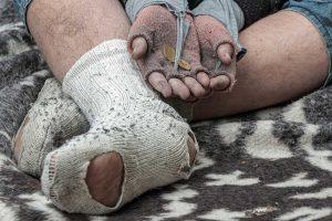 korisnici usluga prihvatilišta za beskućnike
