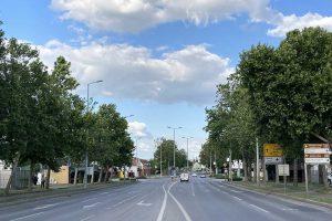 saobraćaj je dominantan izvor buke
