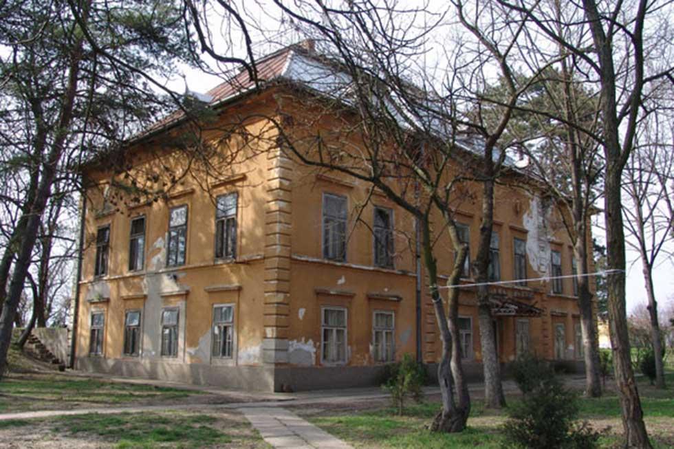 dvorac gedeona rohoncija