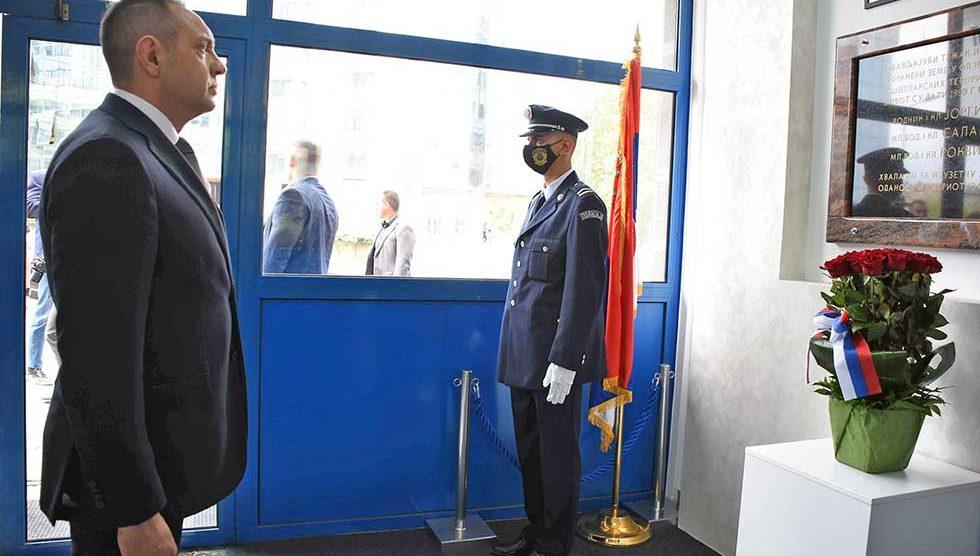 ministar policije aleksandar vulin