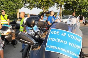 protestna vožnja
