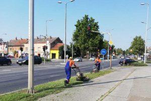 radnici čistoće