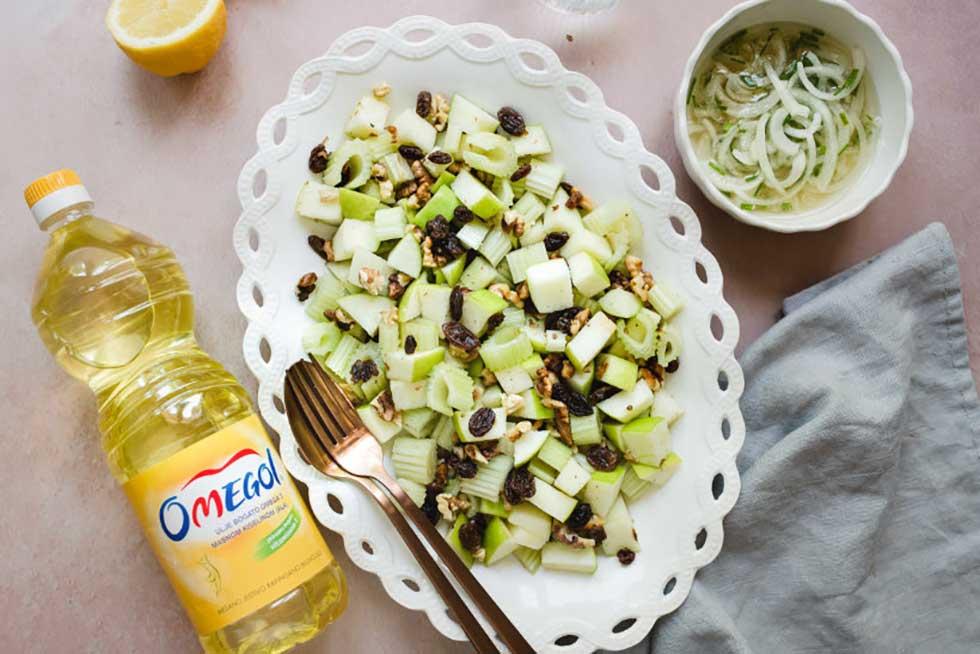 salata sa celerom