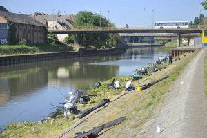 takmičenje u sportskom ribolovu