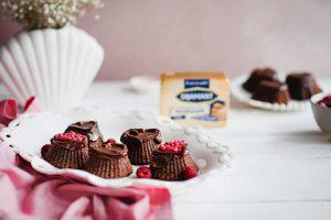 čokoladne lava tortice
