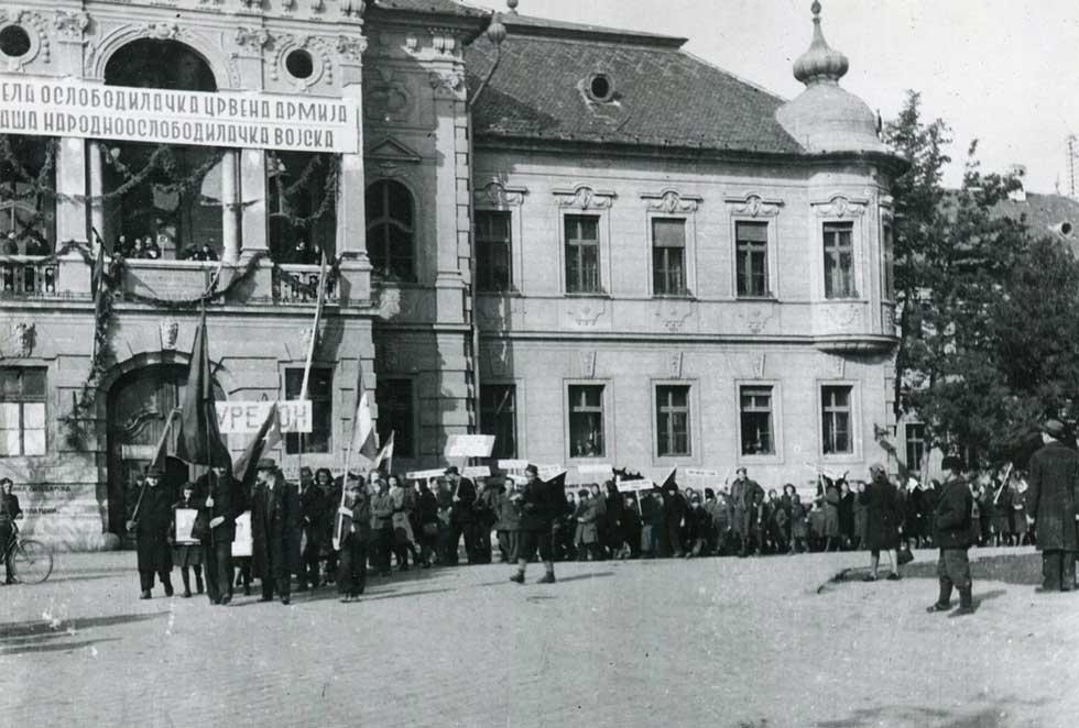 oslobođenje petrovgrada u drugom svetskom ratu