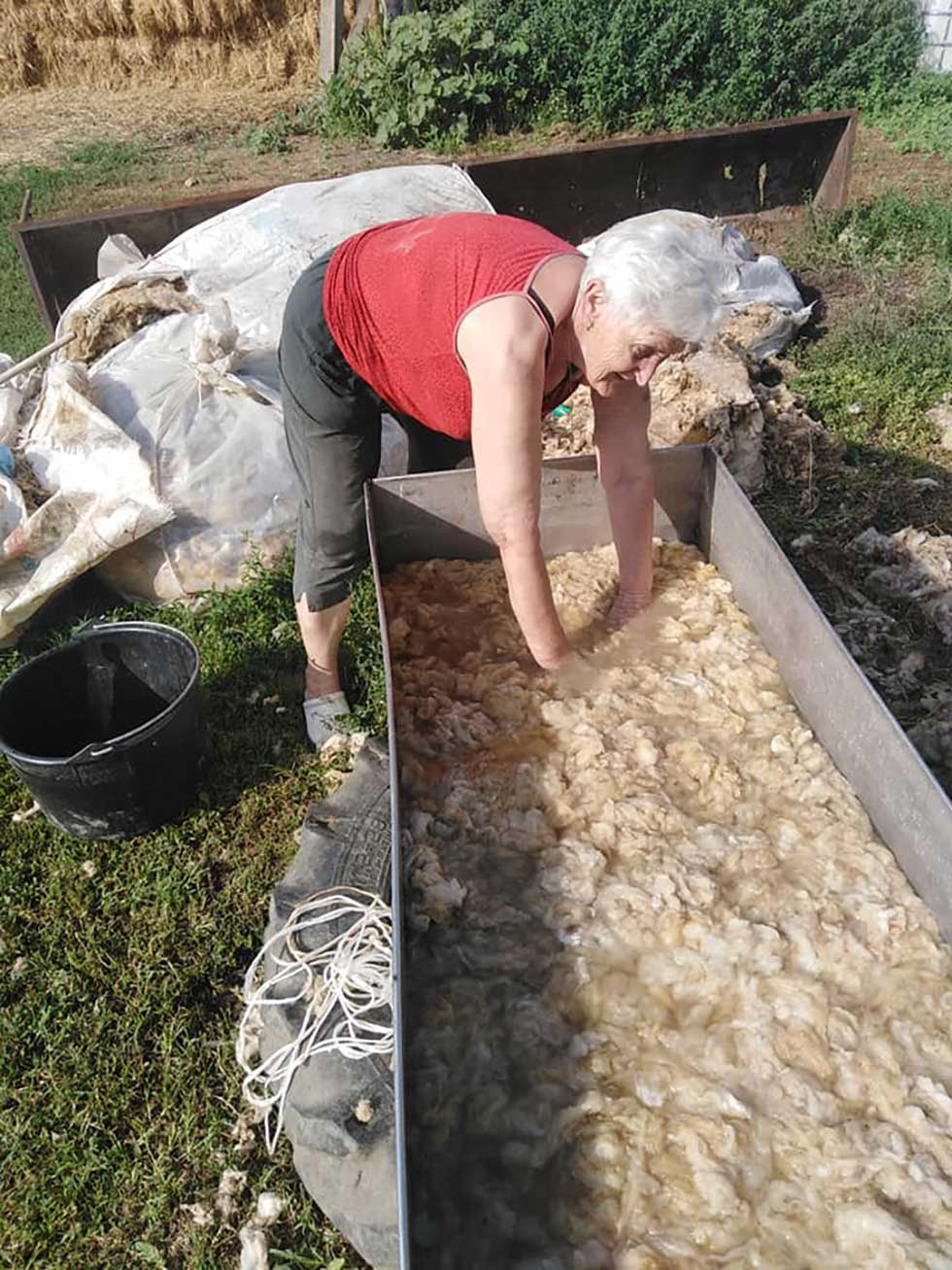 pranje vune