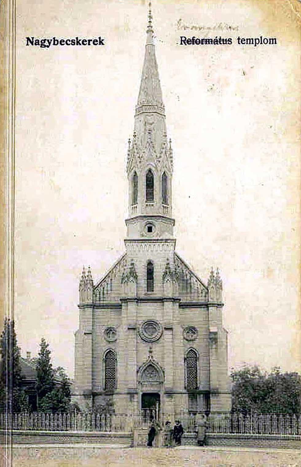 reformatska crkva u zrenjaninu