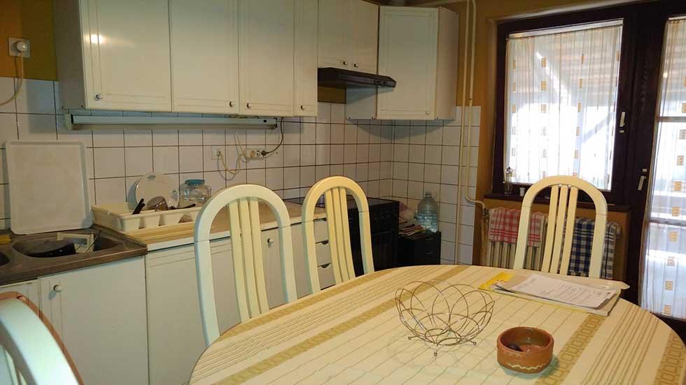 šestosobna kuća na bagljašu