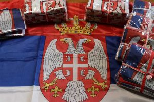 zastava republike srbije
