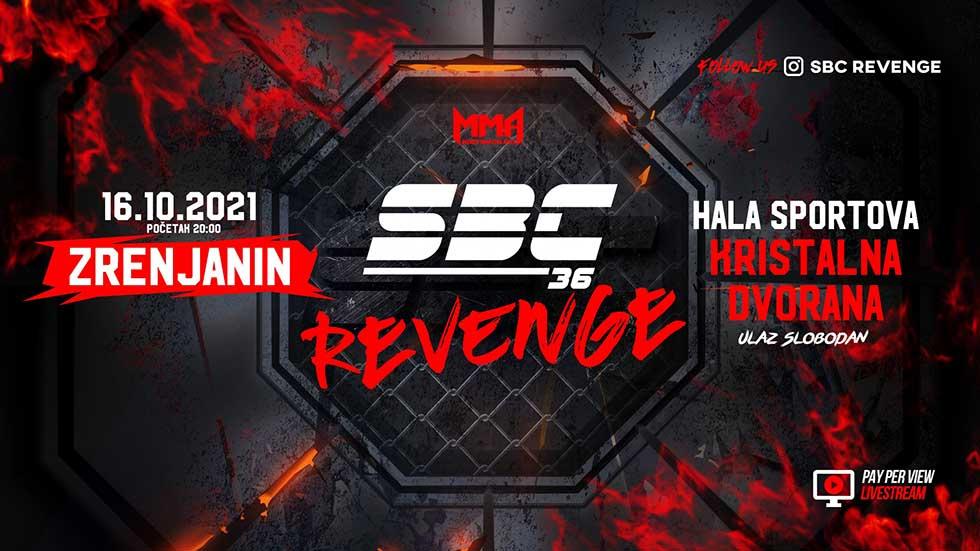 sbc 36 revenge