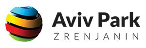 logo aviv park zrenjanin